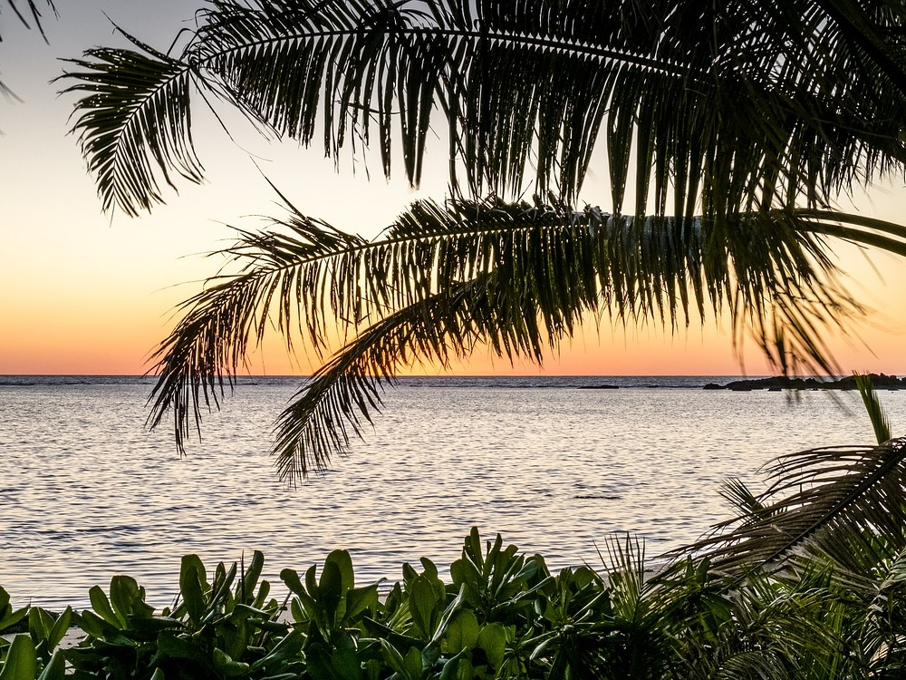 Beach Fiji