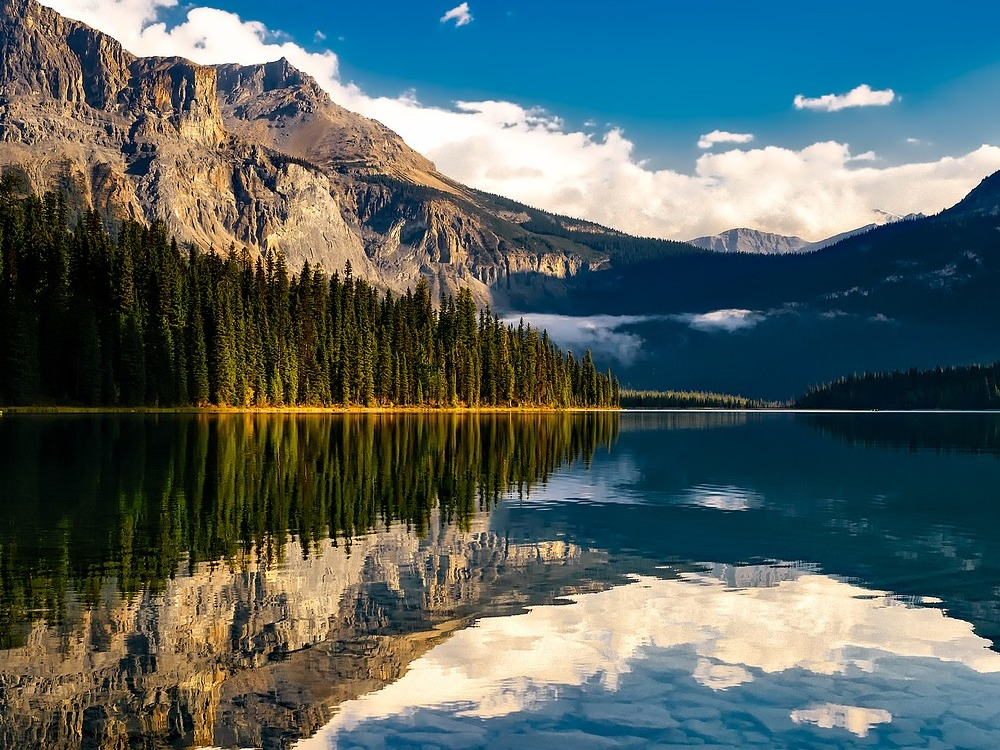 Visit the Canadian Wilderness