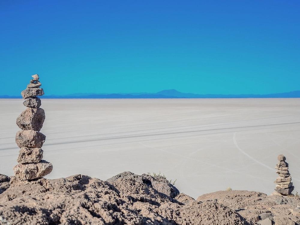 Salar Uyuni Desert, Bolivia